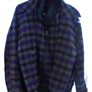 Lane Bryant Winter Jacket 18/20 Wool blend